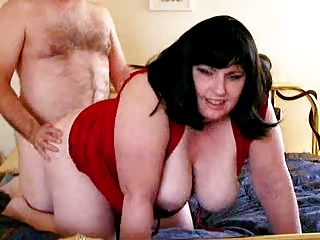 Mature BBW Doggy Quality Have sexual intercourse