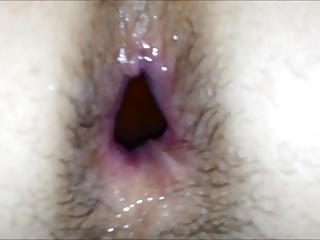 my gapeing ass