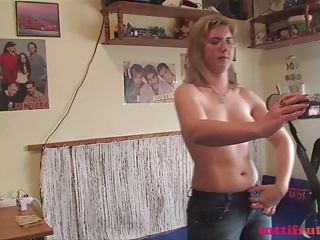 plump amateur comprehensive abode porn
