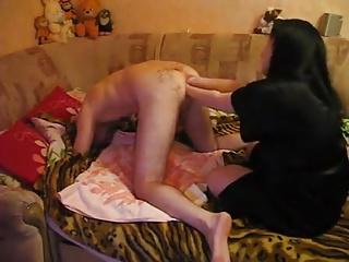 amateur femdom anal fisting