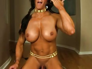 Milf rides will not hear of sybian