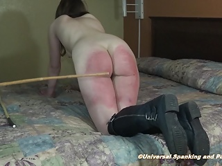 Board with Erudition - (A Hard Spanking Movie)