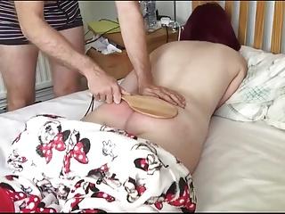 amateur ass punishment