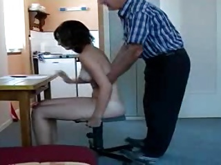 private spanking homework