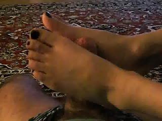 Turkish Footjob