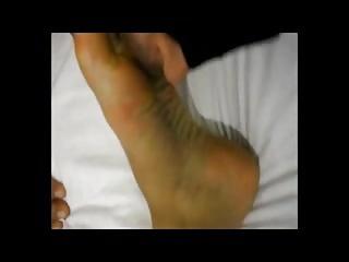Turkish Girl friend Reina Feet worship 2