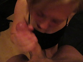 Swedish slut likes it rough coupled with swallows sperm