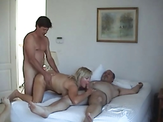 Group Sex - 2 Couples