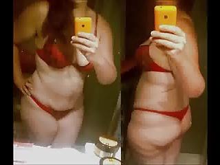 chubby selfshot sexy