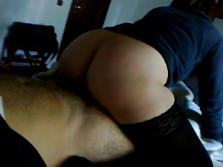 Lia Portuguese wife spanking ass part 1