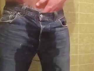 drenched my jeans
