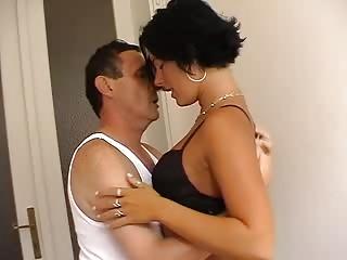 Nice italian mature couple