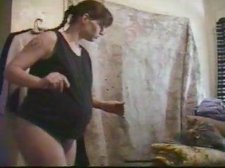 Robin pregnant pee 2