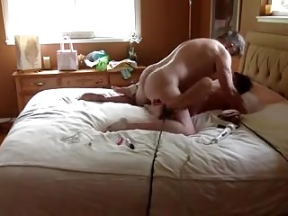 Morning of sex with mistress 1