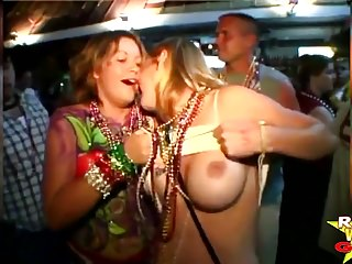 VIP Exhausted Sluts at one's disposal Fantasy Fest Key West p4