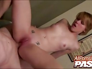 Crammed And Fucked Eden Foster