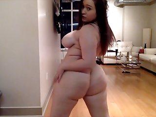 Curvy toddler stripping