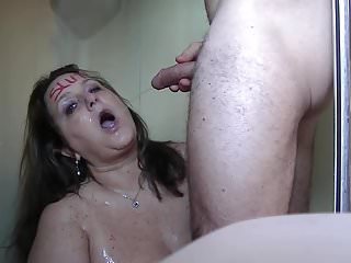 milf slut loves cum and piss