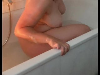 Wife fat saggy tits