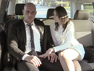 VIP SEX Borders - Czech Babe Seduce Her Charlady Into Coition