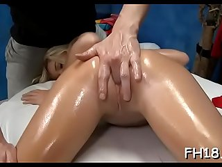 Lecherous massage clips