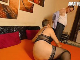 Bungler EURO - Dirty Susanne H. Is Getting Laid Onwards For Camera