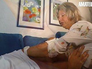 Tyro EURO - Naughty Deutsche Karin A. Gets Deep Drilled By Her Economize