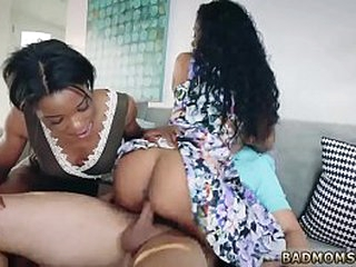 Extreme hardcore vituperative fucking anal Mya Mays coupled with Yasmine De Leon family strokes thanksgiving working pic