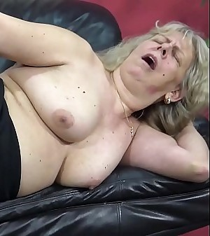 old heavy moms first interracial coitus