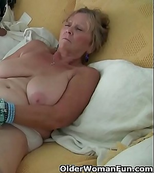 An older woman agency relaxation accoutrement 136