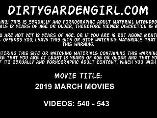 Dirtygardengirl illustrate 2019 news. Prolapse, dildo, fisting