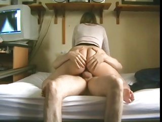 English girl with an incredible arse - fucked 3