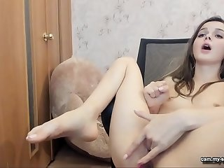 well forth #young # Russian # 18 #hot #teasing #dance #smalltits #longhair #smile. [0 tokens remaining]
