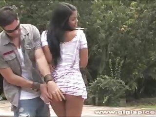Astonishing 3some with teen latinas