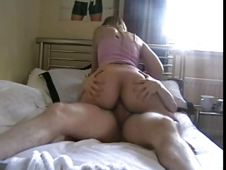 English girl with an incredible arse - fucked 1