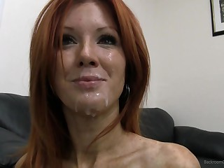 31yo soccer ma be advantageous to three, Dani! Random insemination, apprehensive anal, facial and cum gagging.