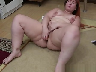 An anal take a marking a young housewife