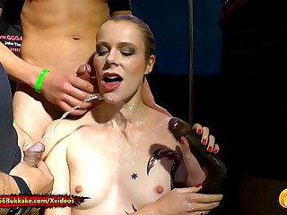 Claudia the Young extreme Piss darling - 666Bukkake