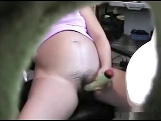 Hot Horny Facile Caught Mastubating