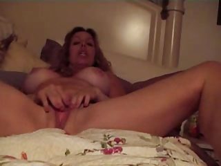 Mature woman fingering say no to clit